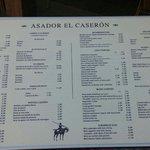 Asador El Caseron Foto