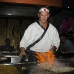Japanese restaurant cook