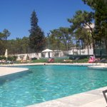 piscina e área envolvente