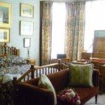 Inside Cragside House