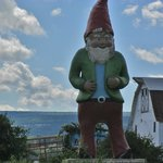 The World's Largest Garden Gnome Foto