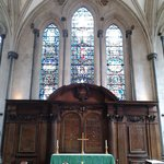 Temple Church Altar