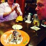 Happy Birthday Ice Cream Volcano!