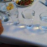 Atıcı Otelde akşam yemeği rezilligi yemekte dahi extra olan suların ve su bardaklarinin gelmesiy
