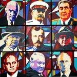 die russischen Präsidenten
