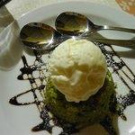 cous-cous dolce al pistacchio