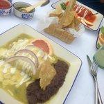 Enchiladas & Chile Rellenos