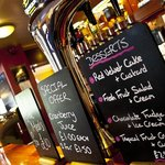 Specials in the Bar