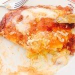 Greeedy seconds ... Lasagna