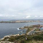 Vista Coruña