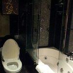 Non-smoking room - bathroom