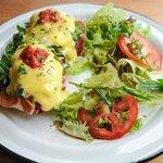 desayuno - huevos benedictinos