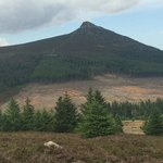 Mither Tap from Millstone Hill