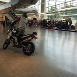 BMW Stunt Rider Demo