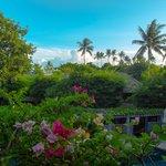 Deva Resort & Spa Koh Samui的425號房的陽台VIEW