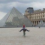 Bike About - Musée du Louvre