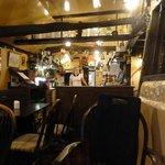 Inside the Limeburners Pub, Newbridge, Billingshurst