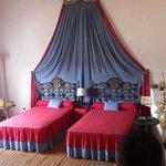 Chambre du couple Dali