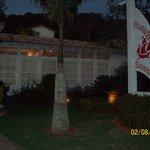 Frente hotel Bucaneiro