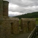 view from the turrets