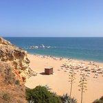 hotel to beach