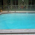 La piscine du Normandy