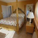 Ocean 17 Motel Room