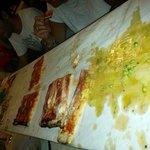 Pizza da 4 .... Ottima