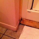 Propreté de la salle de bains: jugez par vous-même...