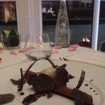 Dessert chocolat/truffes
