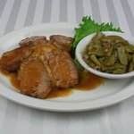 Guston's Grille - Drunken Pork