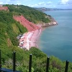 The view from Babbacombe!