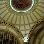 Lobby dome