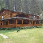 Sundance Lodge - Back Country