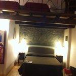 camera matrimoniale con 2 letti
