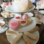Our Afternoon Tea.