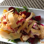 Beet Salad w Shaved Parm