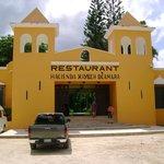 Hacienda Xaybeh Dcamara for Lunch