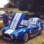 Classic car show at at fagans. Summer 2014.