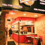 Shawarmania store front