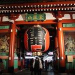 Sensoji Temple (2014.02.26)