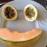 Fruits disponibles