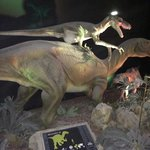 The Era dinosaur exhibit (animatronic)
