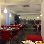 sala per colazioni
