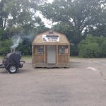 Little smoke shack with great BBQ!