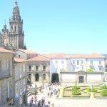 Plaza de la Inmaculada vista exterior del apartamento
