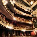 Interior da Sala de Concertos