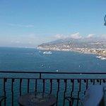 view from balcony -1 floor