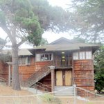 Asilomar Conference Grounds, One of Many Lodging Buildings, Pacific Grove, Ca