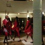 spettacolo Masai